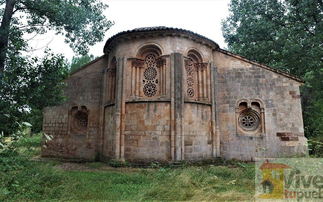 Albendiego (I): una joya del románico en la Iglesia de Santa Coloma.