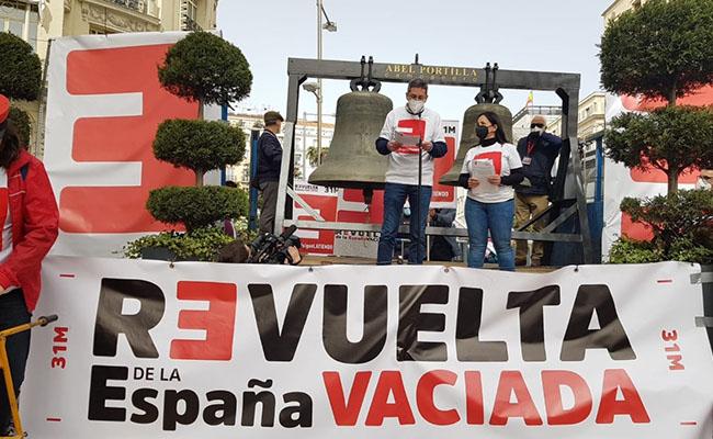 La «Revuelta de la España vaciada»