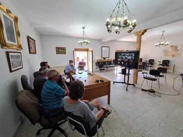 Diez pueblos de la Alto Sorbe impulsan el proyecto Aulas Conectadas para todos los vecinos