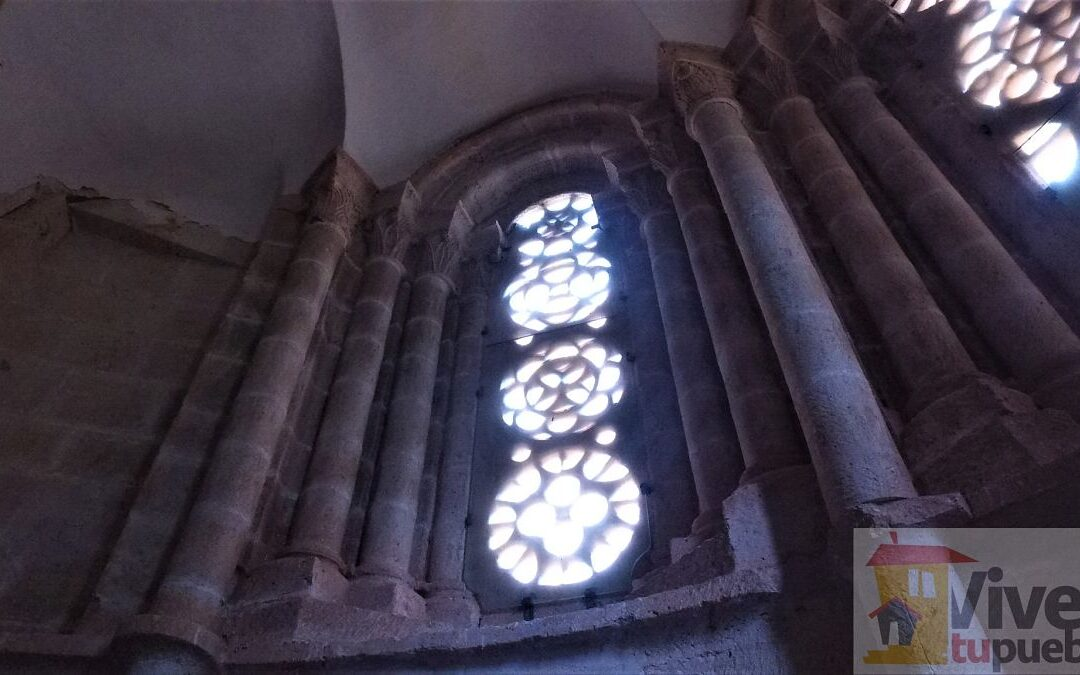 Albendiego (II): una joya del románico en la Iglesia de Santa Coloma.